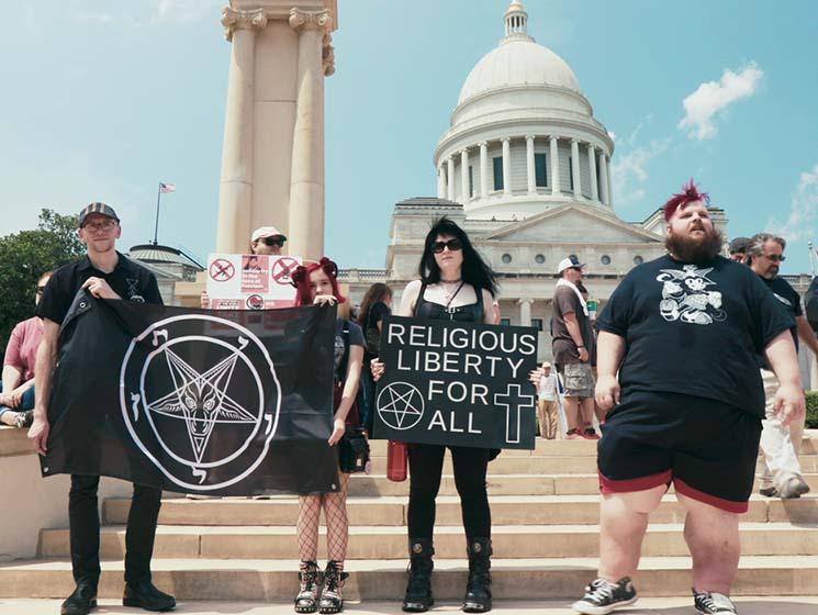 'Hail Satan?' Raises Interesting Questions About the Separation of Church and State Directed by Penny Lane