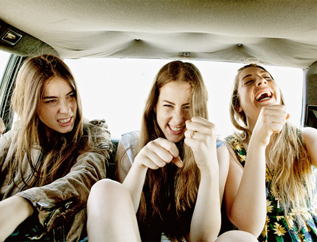 HAIM Open Up About the Long Wait for 'Days Are Gone'