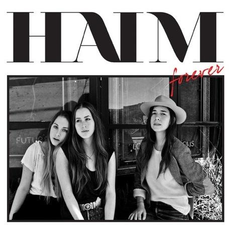 """HAIM """"Forever"""" (Giorgio Moroder remix)"""