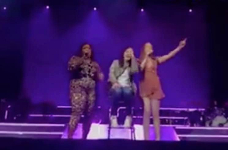 "​Watch HAIM and Lizzo Revamp Brandy and Monica's ""The Boy Is Mine"""