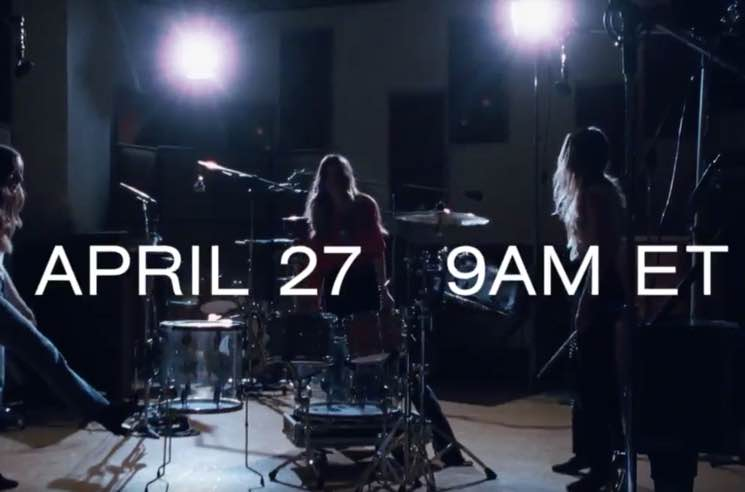 HAIM Tease New Music with Another Video Trailer