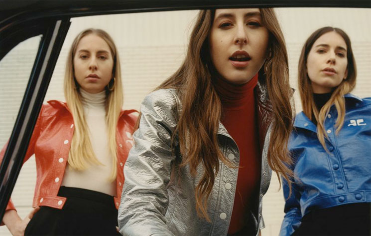 ​HAIM Announce Sophomore LP 'Something to Tell You'