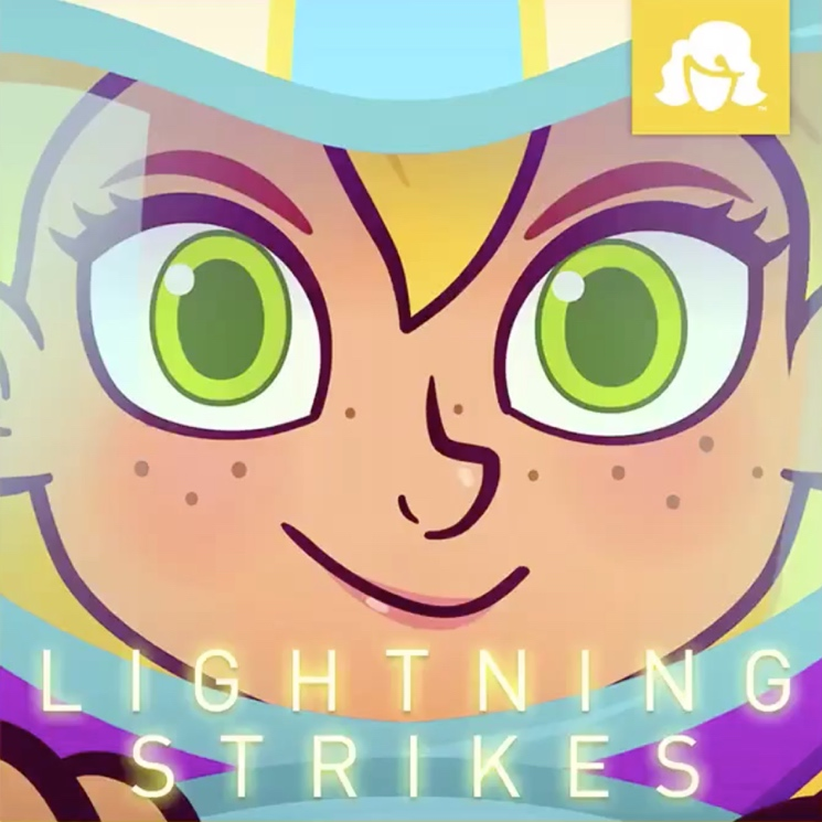 "Emily Haines ""Lightning Strikes"" (GoldieBlox commercial)"