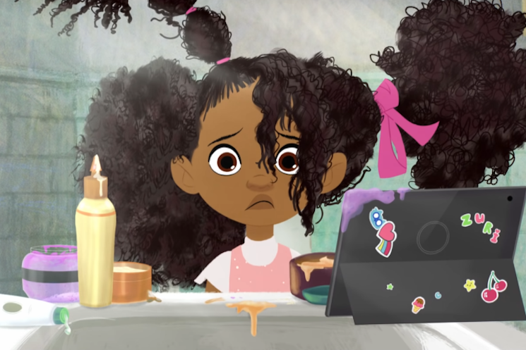'Hair Love' Creator Signs HBO Max Deal for New Series 'Young Love'