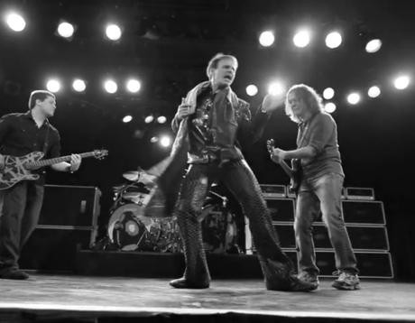 "Van Halen ""Tattoo"" (video)"