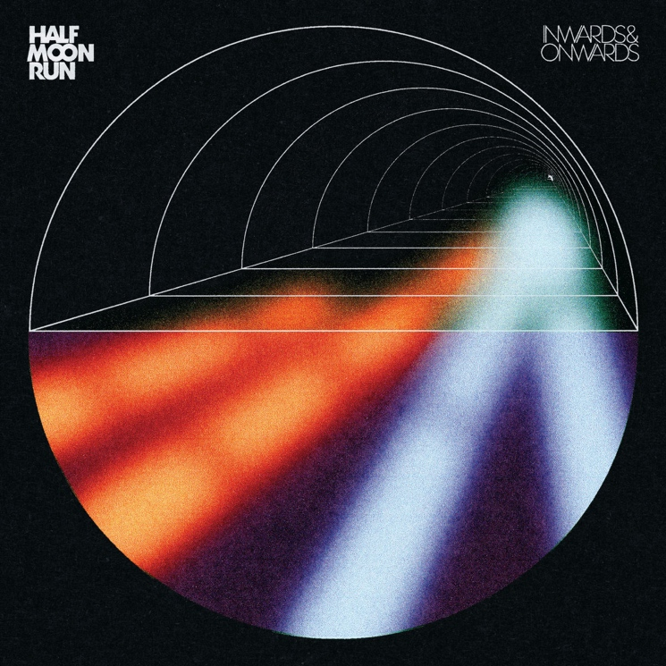 Half Moon Run Strip Down Their Process While Remaining as Grandiose as Ever on 'Inwards & Onwards'