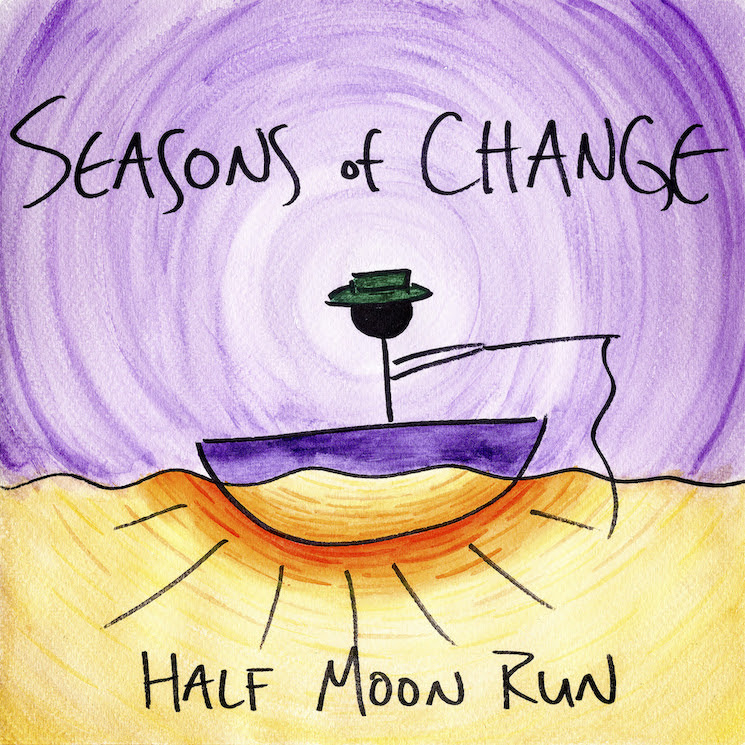 Half Moon Run Share 'Season of Change' EP