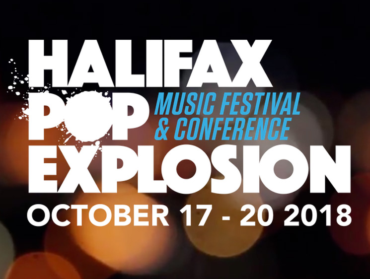 Halifax Pop Explosion Unveils Initial 2018 Lineup with Zola Jesus, Born Ruffians, CupcakKe
