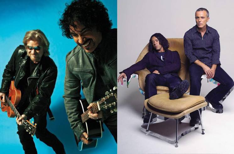 ​Hall & Oates and Tears for Fears Team Up for Summer Tour