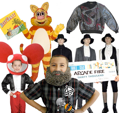 Exclaim!'s Top 10 Music-Themed Halloween Costume Ideas