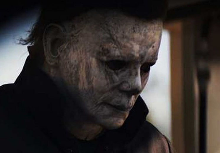 A Man in a Michael Myers Mask Shot Two People on Halloween