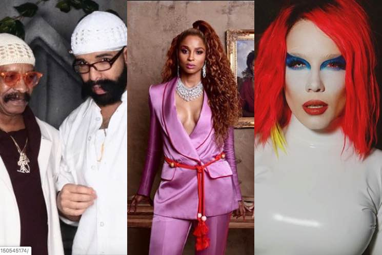 Halloween 2019: Drake Dresses as His Dad, Ciara Does Beyoncé, Halsey Recreates Marilyn Manson
