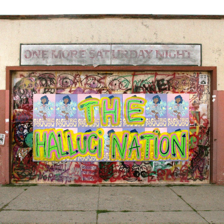 The Halluci Nation Turn Anti-Colonialism into a Celebratory Dance Party for 'One More Saturday Night'