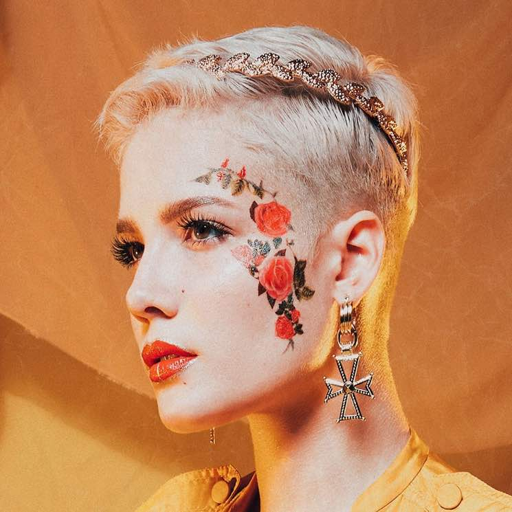 Halsey Leaves Calgary Concert Mid-Set, Cancels Edmonton Show Due to Family Emergency
