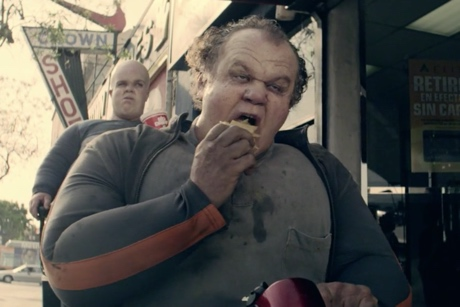 Mr. Oizo 'Ham' (dir. by Eric Wareheim & ft. John C. Reilly) (video)