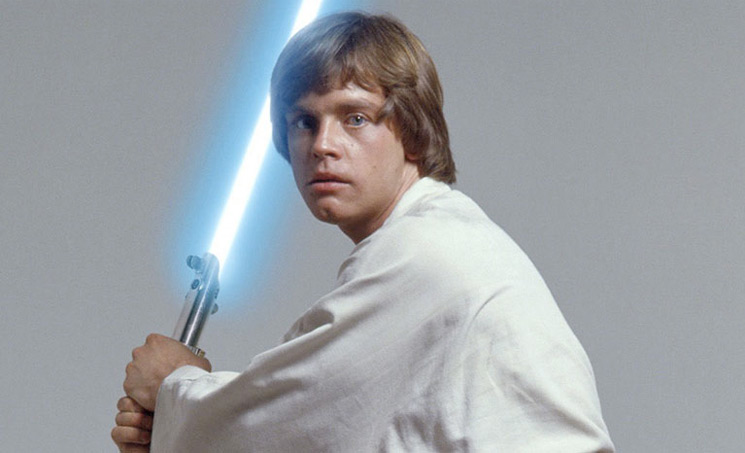 "Mark Hamill Calls Bullshit on ""Original"" Lightsaber Auction"