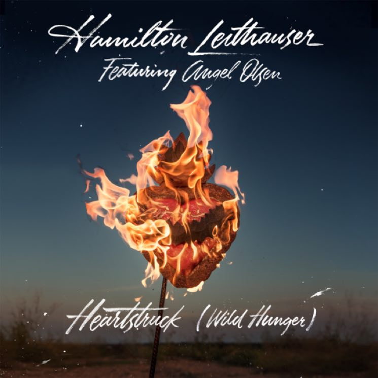 ​Hamilton Leithauser and Angel Olsen Pair Up for New Single