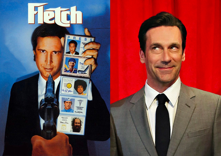 Jon Hamm Is Starring in a Modern 'Fletch' Reboot