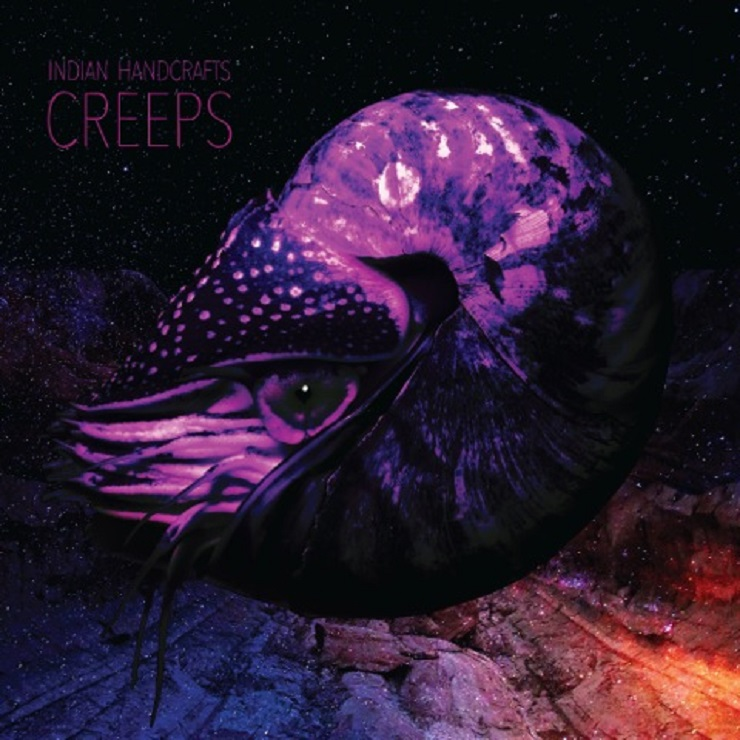 Indian Handcrafts 'Creeps' (album stream)