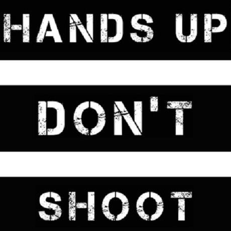"Anti-Flag ""Hands Up Don't Shoot"""