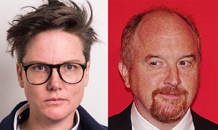 Hannah Gadsby Says Louis C.K. 'Honestly Thinks He's the Victim in All of This'
