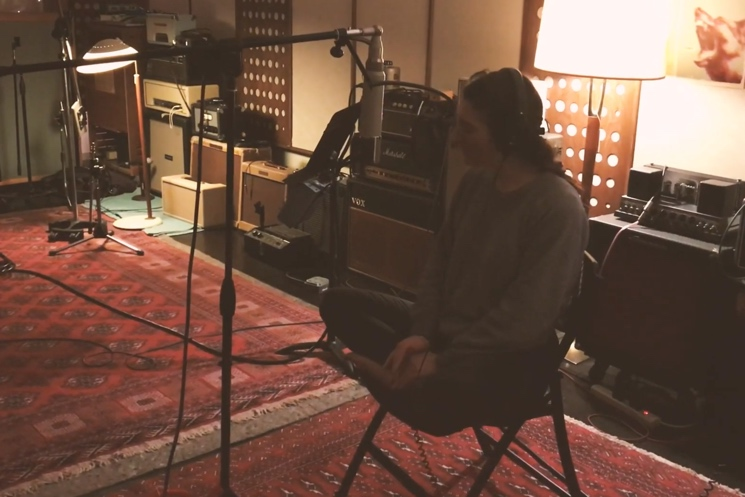Hannah Georgas Offers a Glimpse into the National's Barn Studio in Her 'Just a Phase' Video