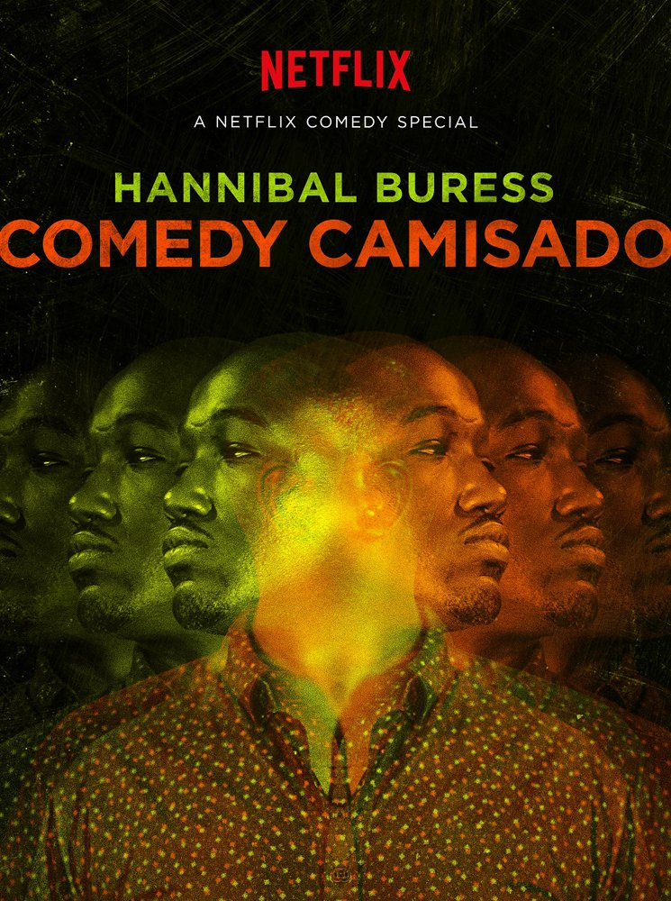 Hannibal Buress Comedy Camisado