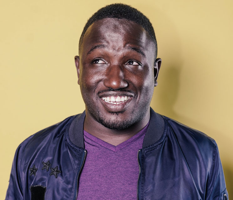 Hannibal Buress JFL42, Toronto ON, September 27