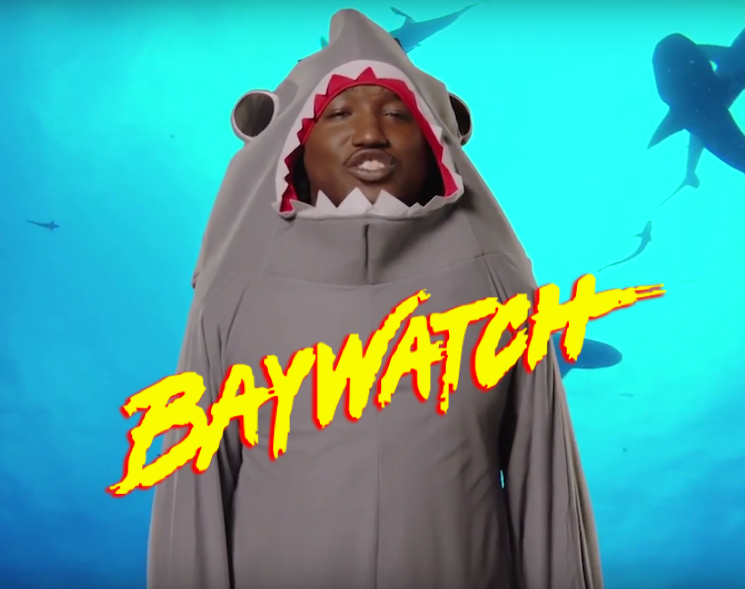 Hannibal Buress Joins Dwayne Johnson and Zac Efron in 'Baywatch' Movie