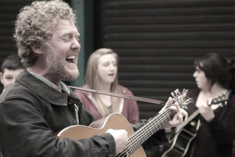 "Glen Hansard ""High Hope"" (video)"