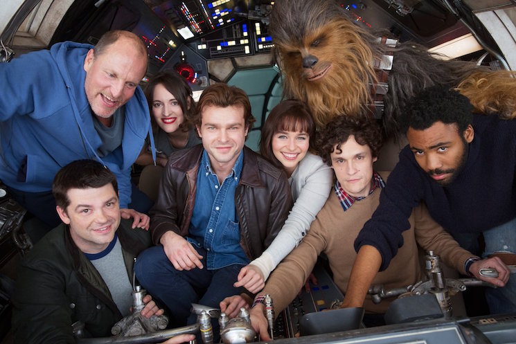 Phil Lord and Chris Miller Are No Longer Directing the Han Solo Movie