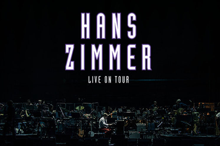​Hans Zimmer to Bring Classic Scores to Live Audiences on North American Tour
