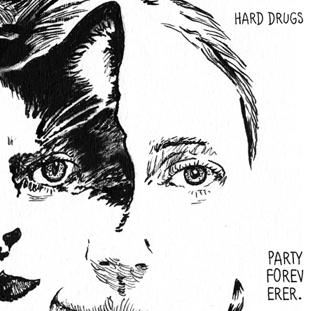 Hard Drugs Announce 'Party Foreverer' Album/Art Book