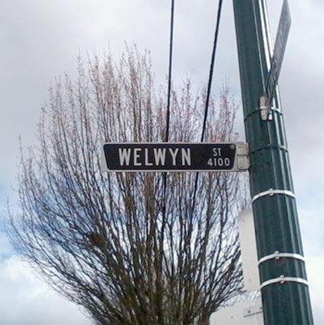 Hard Feelings 'Welwyn Street'
