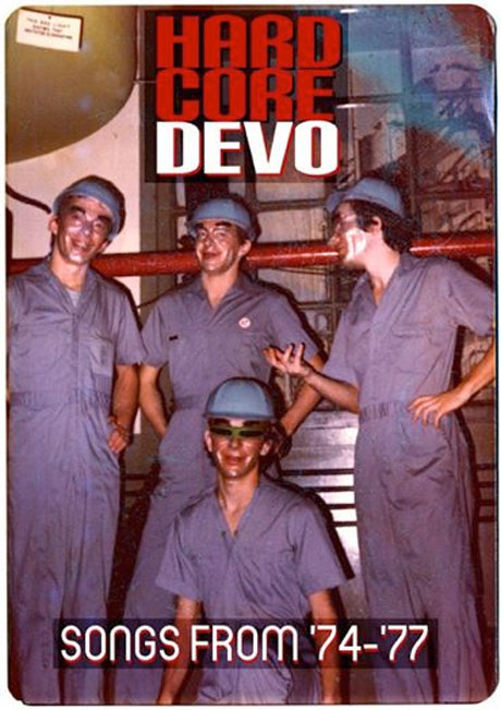 "Devo Announce North American ""Hardcore"" Tour, Play Vancouver"