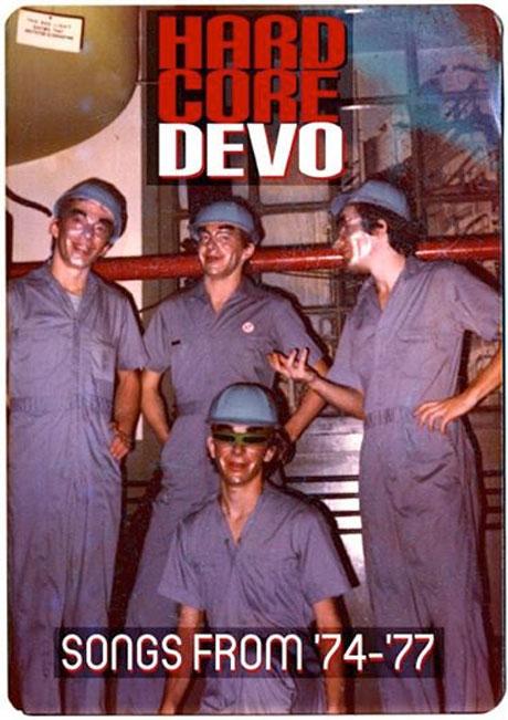 Devo Announce North American 'Hardcore' Tour, Play Vancouver