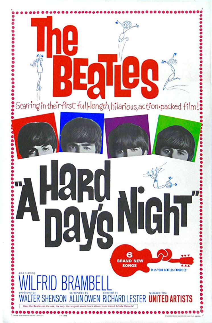 Exclaim! Screenjams  Presents 'A Hard Day's Night'