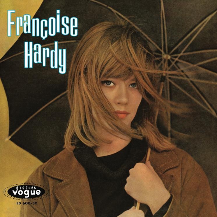 Françoise Hardy Tous les garçons et les filles / Le premier bonheur du jour / Mon amie la rose / L'Amitié / La maison où j'ai grandi