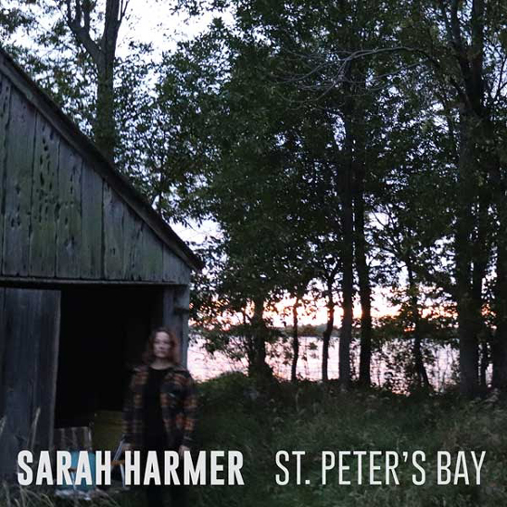 "Sarah Harmer Shares New Song ""St. Peter's Bay"""
