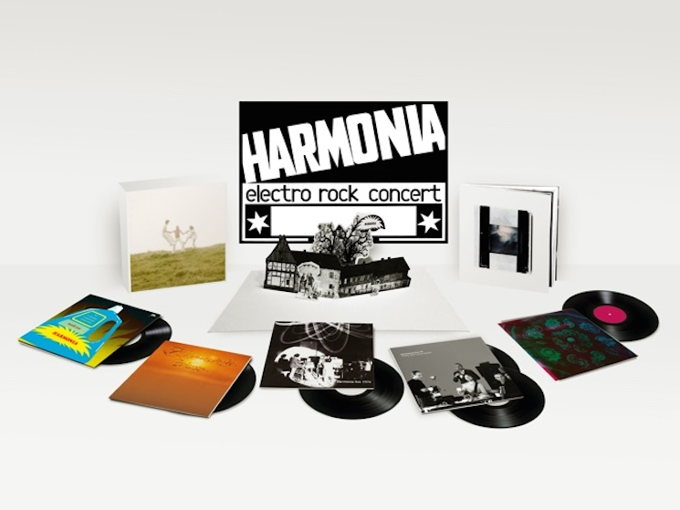 Dieter Moebius Celebrated with Retrospective Harmonia Box Set