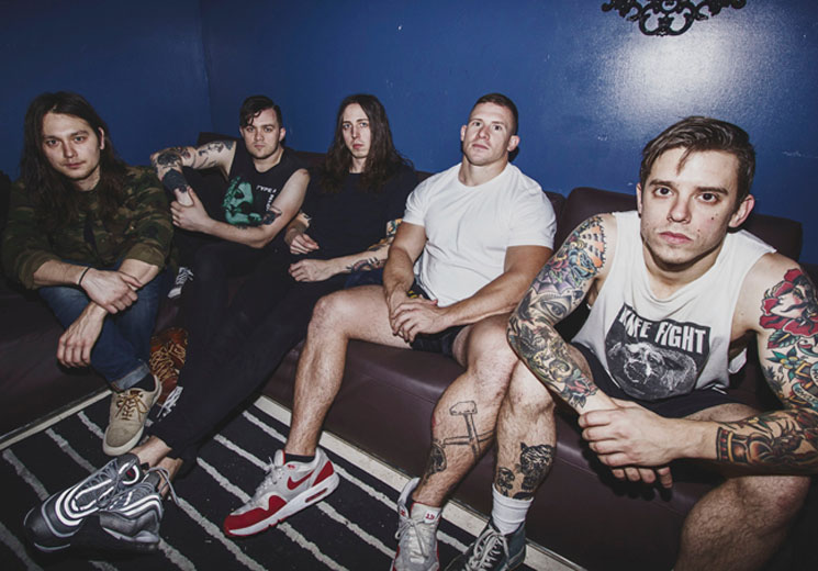 Harm's Way Reveal Why They Embraced Industrial on 'Posthuman'