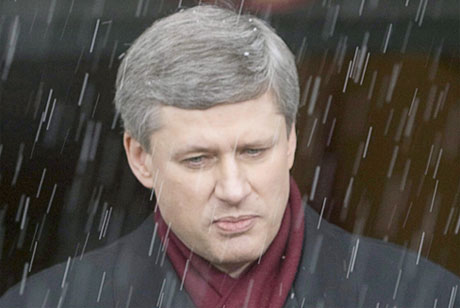 Stephen Harper's Sour Notes, Gucci Mane's Arrest and Titus Andronicus vs. the Pogues in Our News Roundup