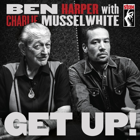 Ben Harper with Charlie Musselwhite 'Get Up!'