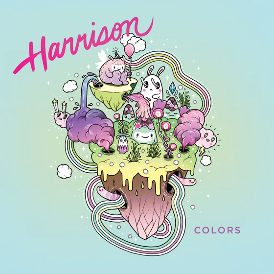 Harrison Colors EP