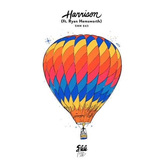"""Harrison """"Vanilla"""" (ft. Ryan Hemsworth)"""
