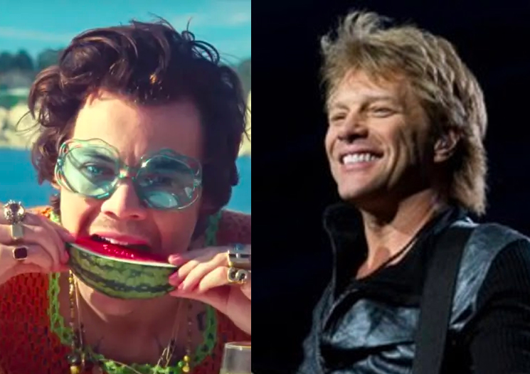 Bon Jovi Absolutely Butchers a Harry Styles Song in Concert
