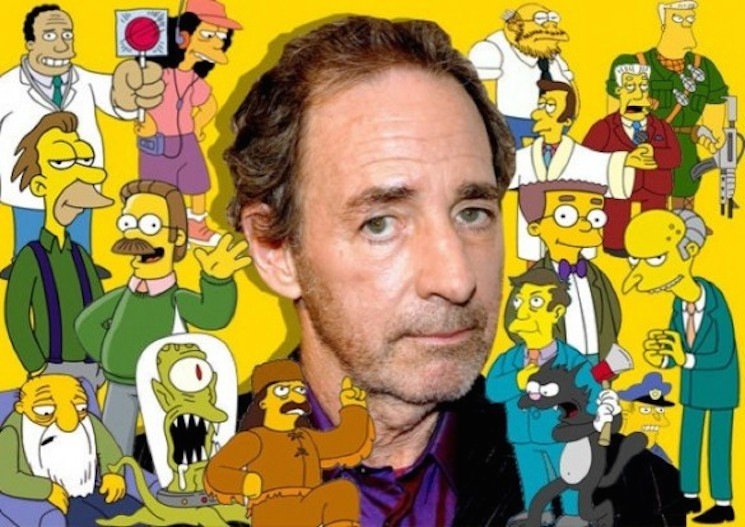 'The Simpsons' Star Harry Shearer Disagrees with Show's Plan to Stop Letting White Actors Voice Non-White Characters