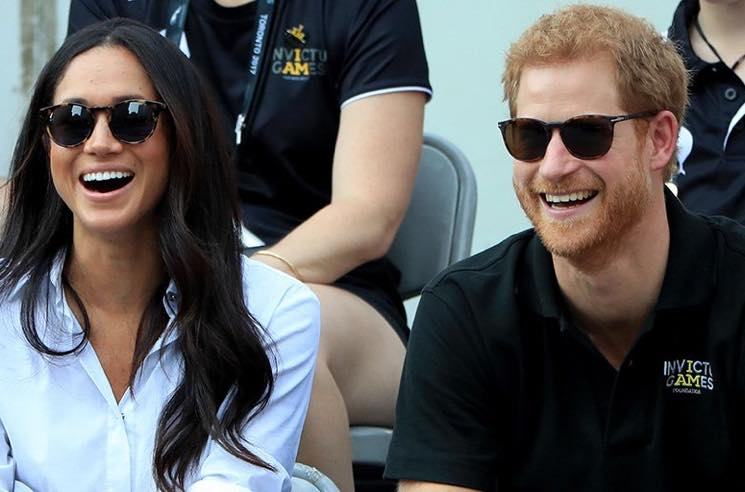 Prince Harry Engaged to 'Suits' Actress Meghan Markle