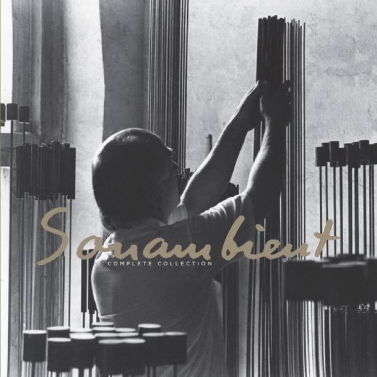Harry Bertoia The Complete Sonambient Collection