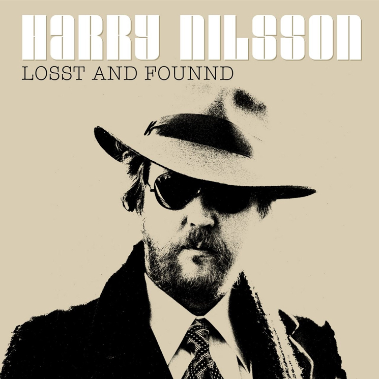 Harry Nilsson Gets New Posthumous Album 'Losst and Founnd'